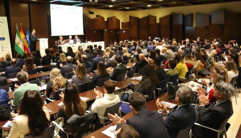 Acto de clausura de la feria IMEX Andalucía 2017