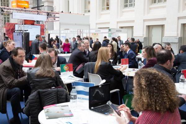 IMEX-Impulso Exterior 2018, vista general de entrevistas países.