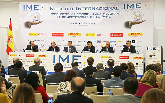 IMEX-Madrid 2016