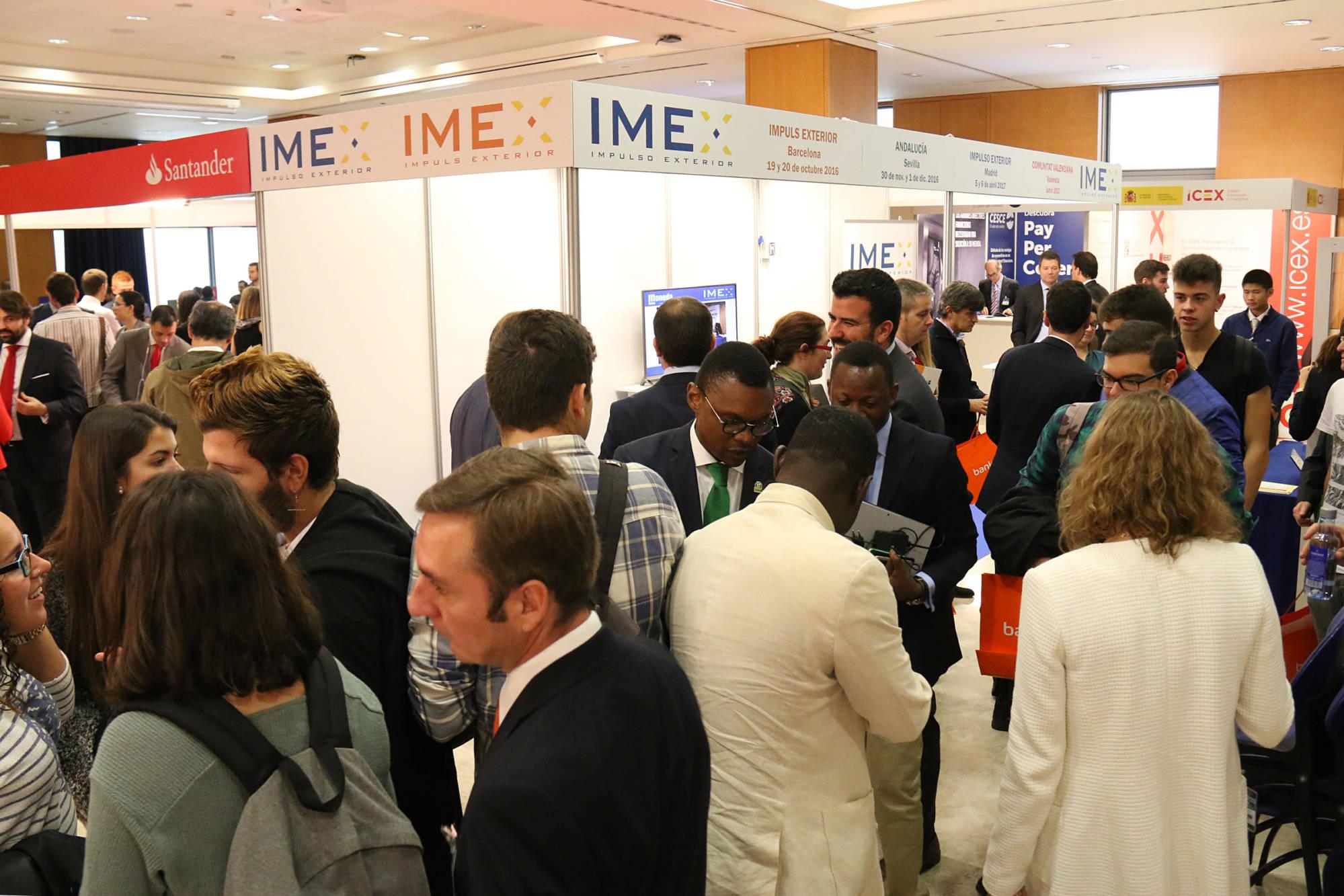 IMEX-Barcelona 2016