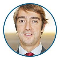 Jaime Uscola Lapiedra, Director de Negocio Internacional de Santander España.
