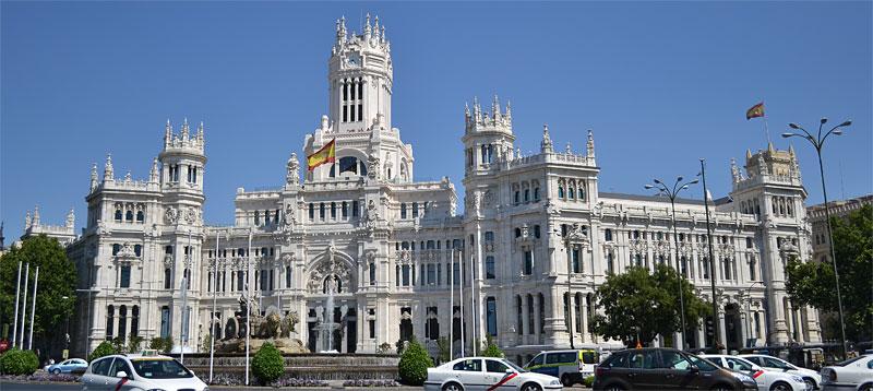 IMEX Madrid - Palacio de Cibeles de Madrid
