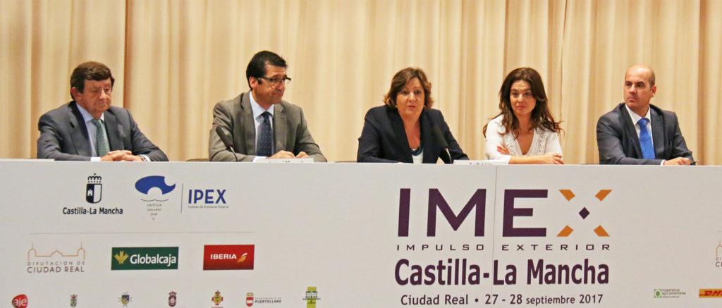IMEX Castilla La Mancha 2017 - Inauguración