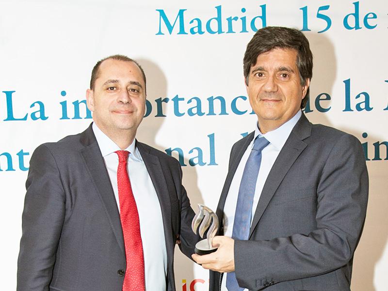 Reconocimientos a la Internacionalización Empresarial 2017, INSUD PHARAMA