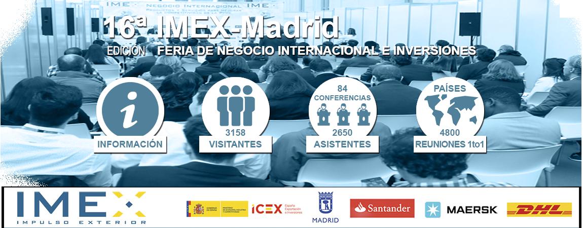 IMEX-Madrid 2018 - 02