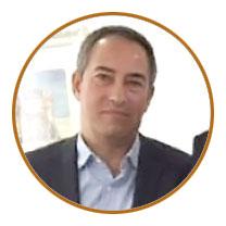 D. Roberto Barros, Director de Internacionalización de la Cambra de Tarragona.