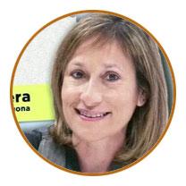 Monica Boquera, Delegada de ACCIÓ en Tarragona.