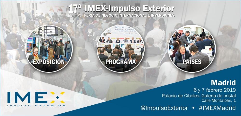 Banner IMEX-Madrid 2019