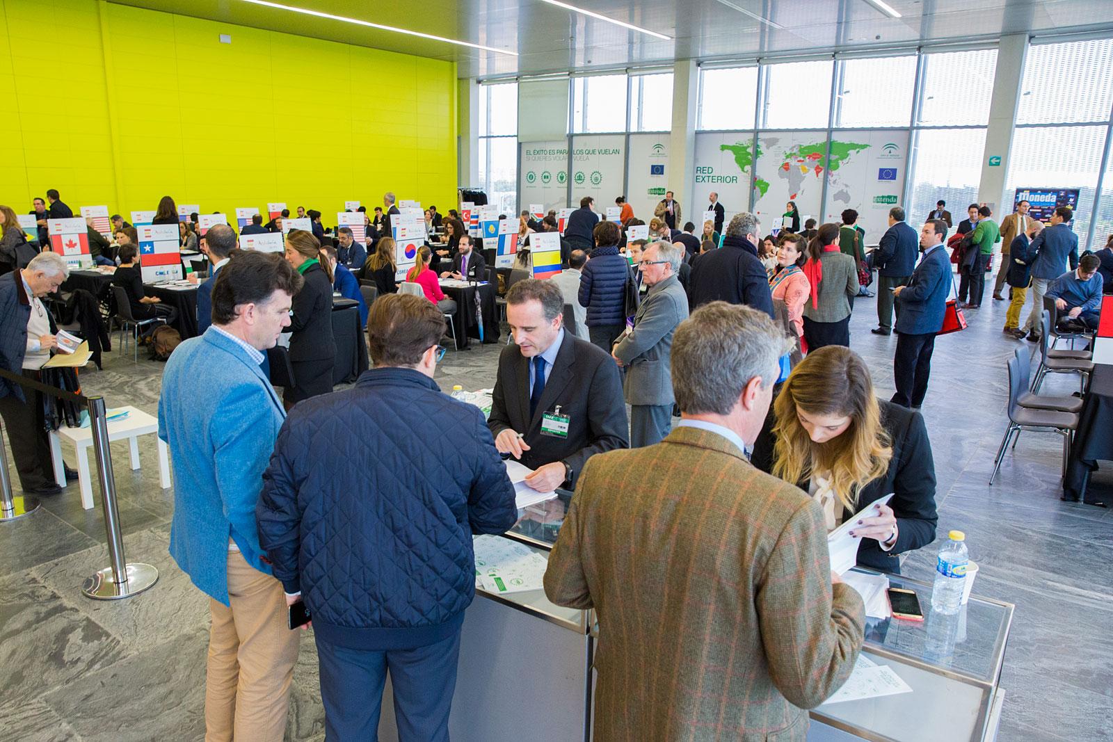 Sevilla acogerá más de 800 empresas en la VI edición de IMEX, la mayor feria de negocio internacional de España