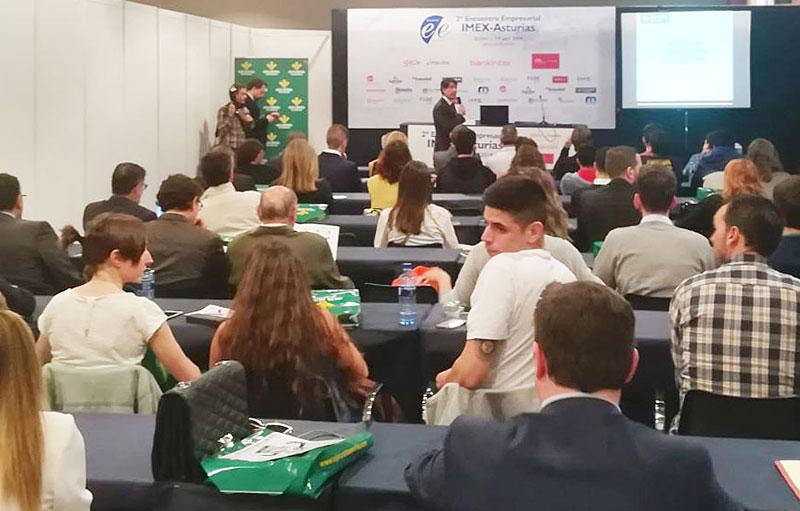 Encuentro Empresarial IMEX-Asturias 2018