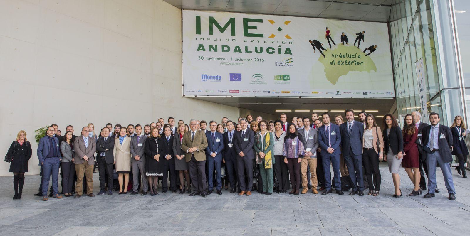 IMEX Andalucía 2016