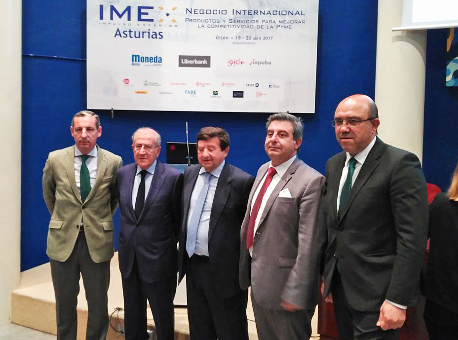 IMEX Asturias - Inaguración