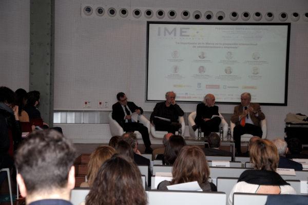 Inauguración IMEX-Madrid 2018