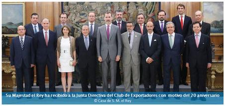 Club de Exportadores IMEX-Madrid 2018